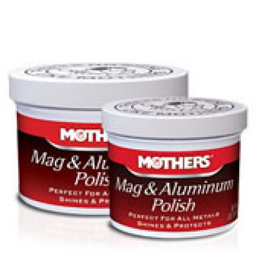Mag & Aluminum Polish (283g)