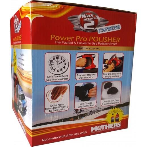 Wax Attack V2 Power-Pro Express